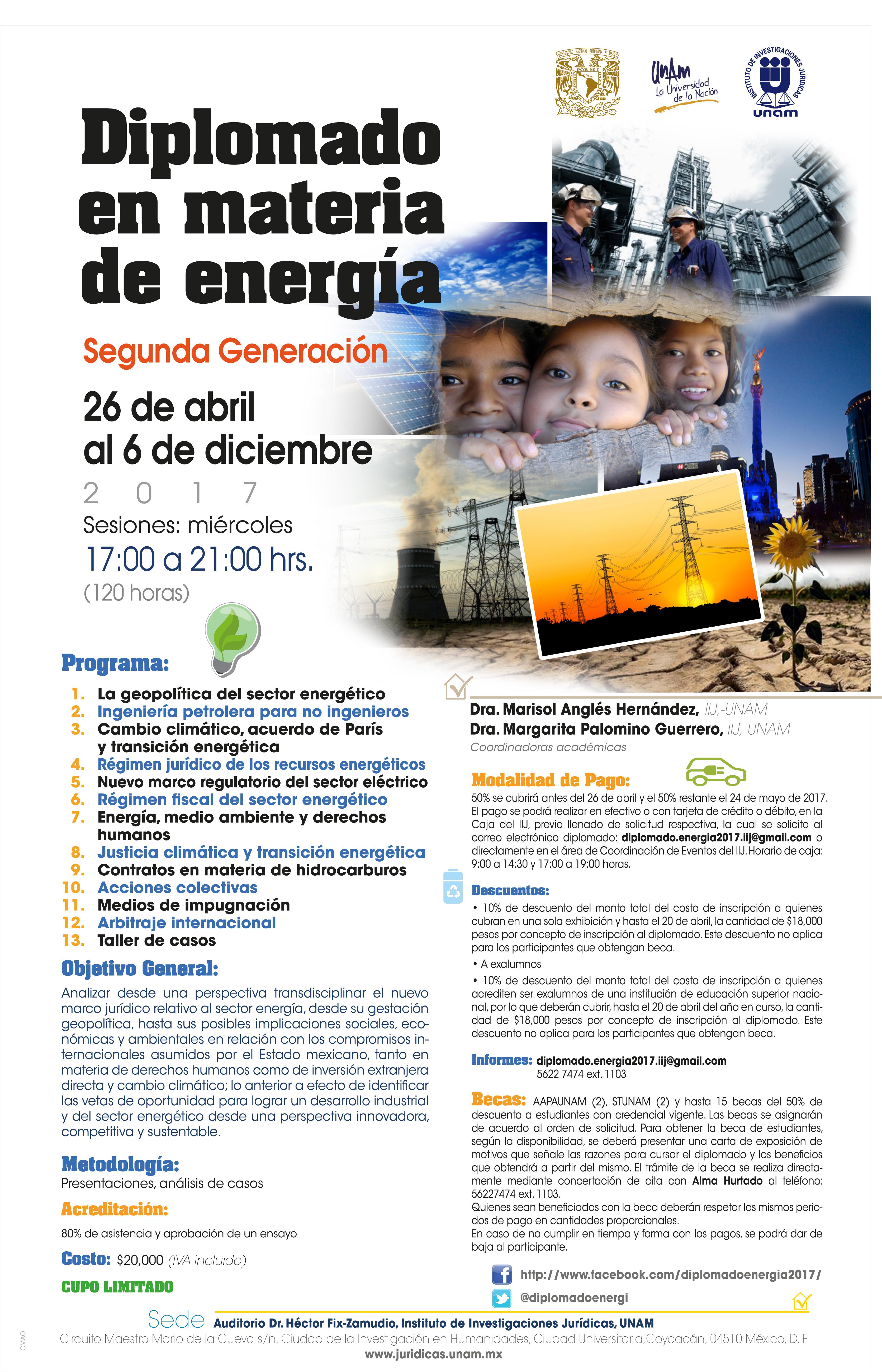 Materia de Energía