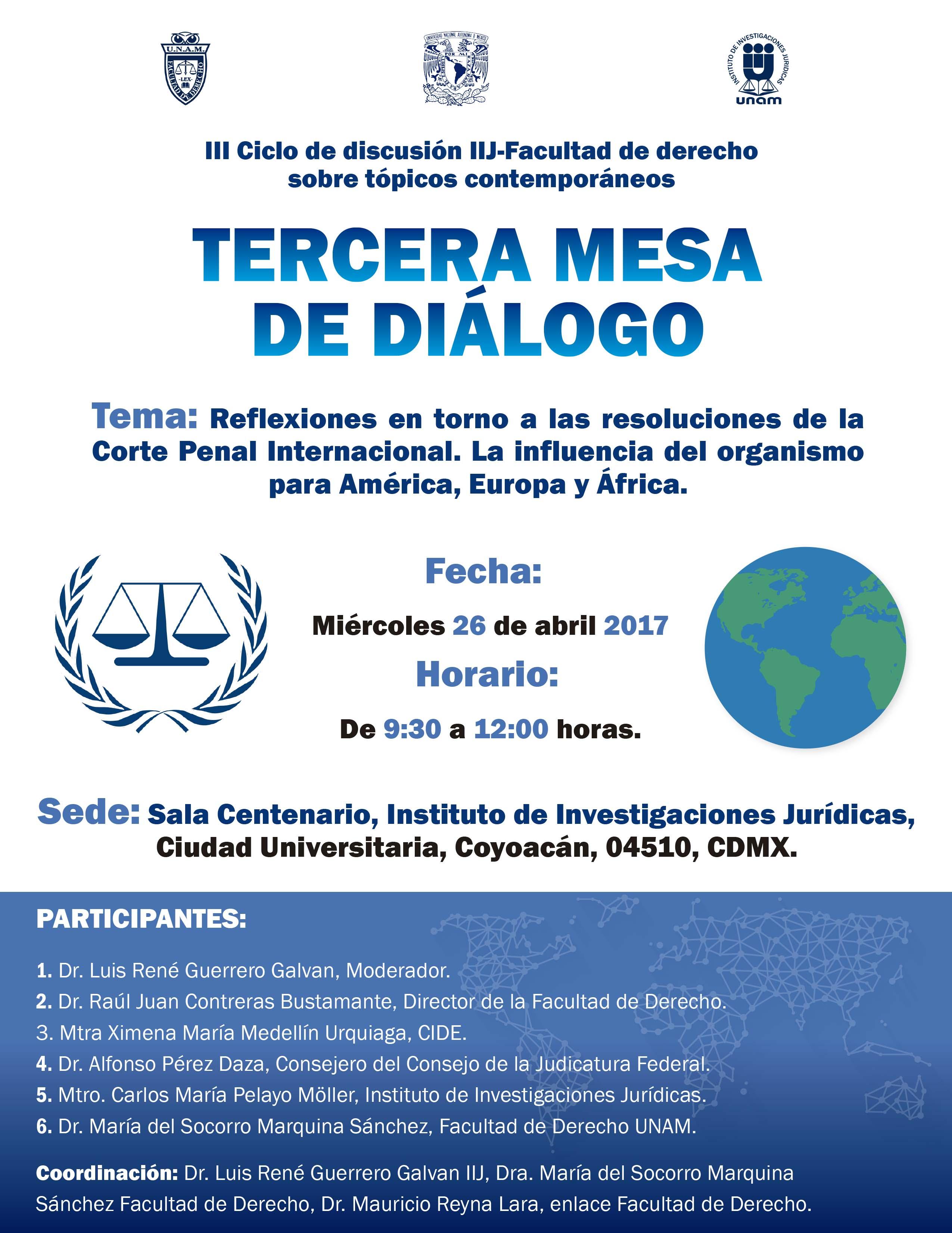 Reflexiones en torno a las resoluciones de la Corte Penal Internacional. La influencia del organismo para América, Europa y África