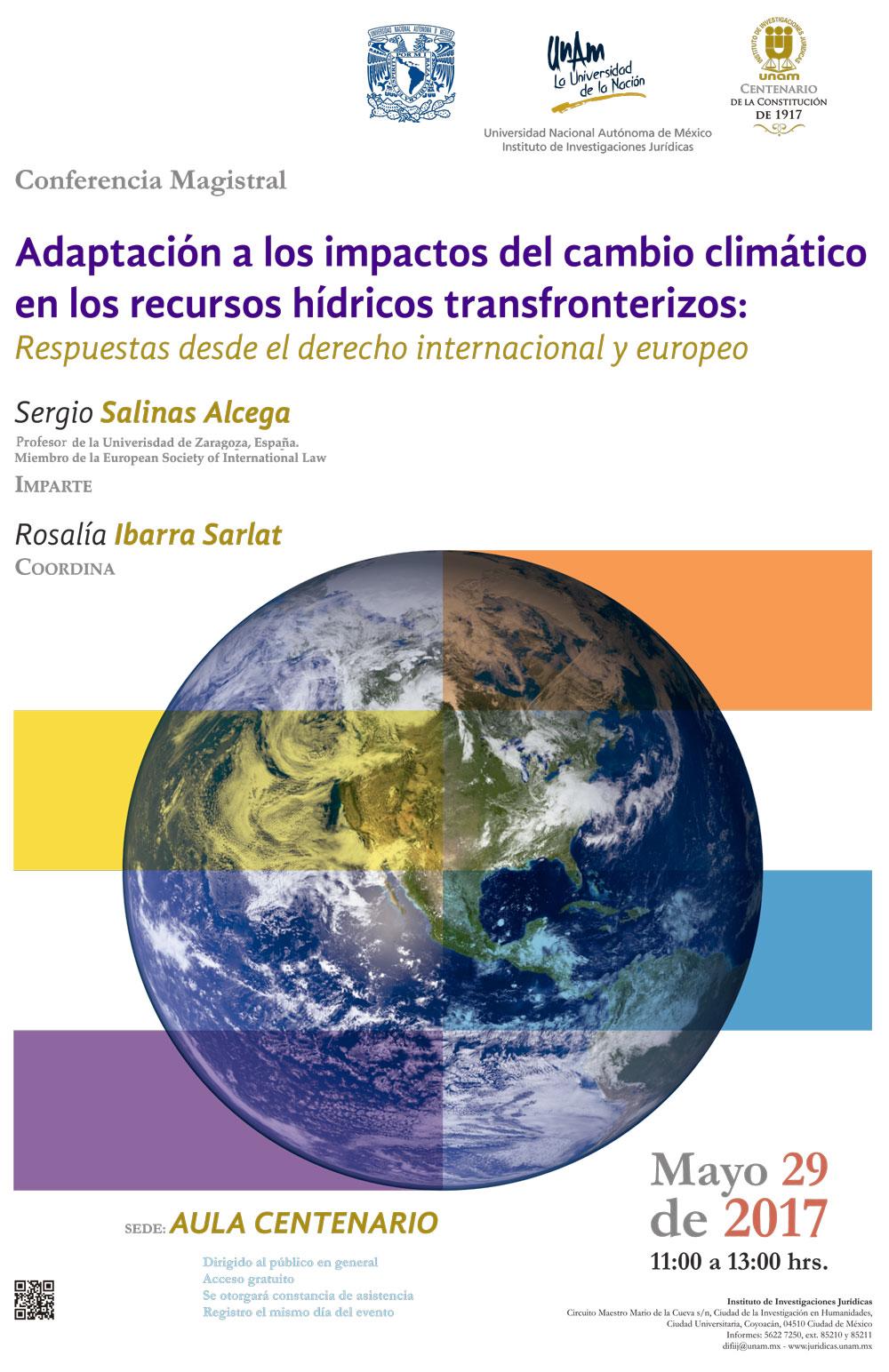 Adaptación a los impactos del cambio climático en los recursos hídricos transfronterizos: Respuestas desde el derecho internacional y europeo