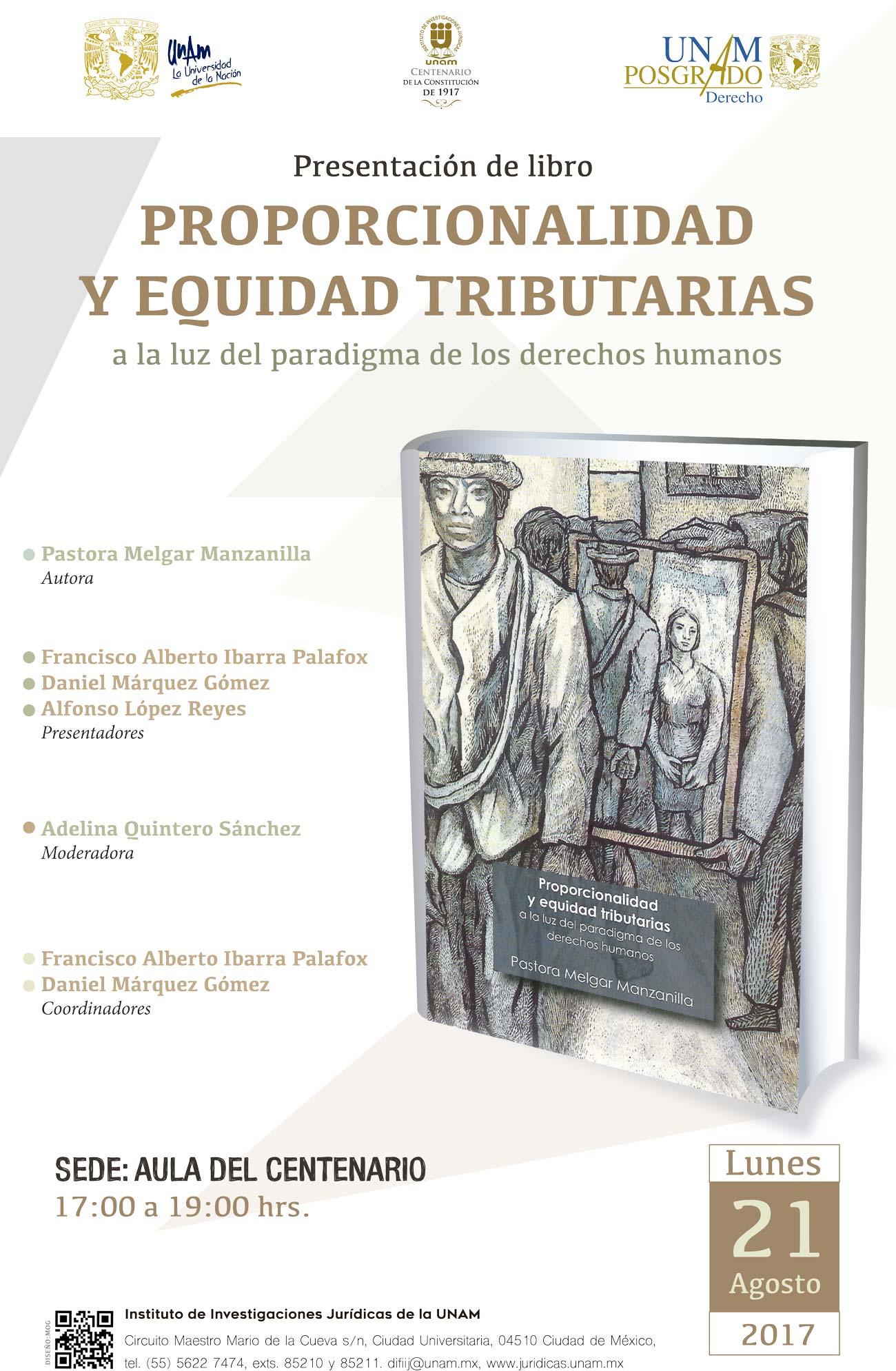 Proporcionalidad y equidad tributarias a la luz del paradigma de los Derechos Humanos