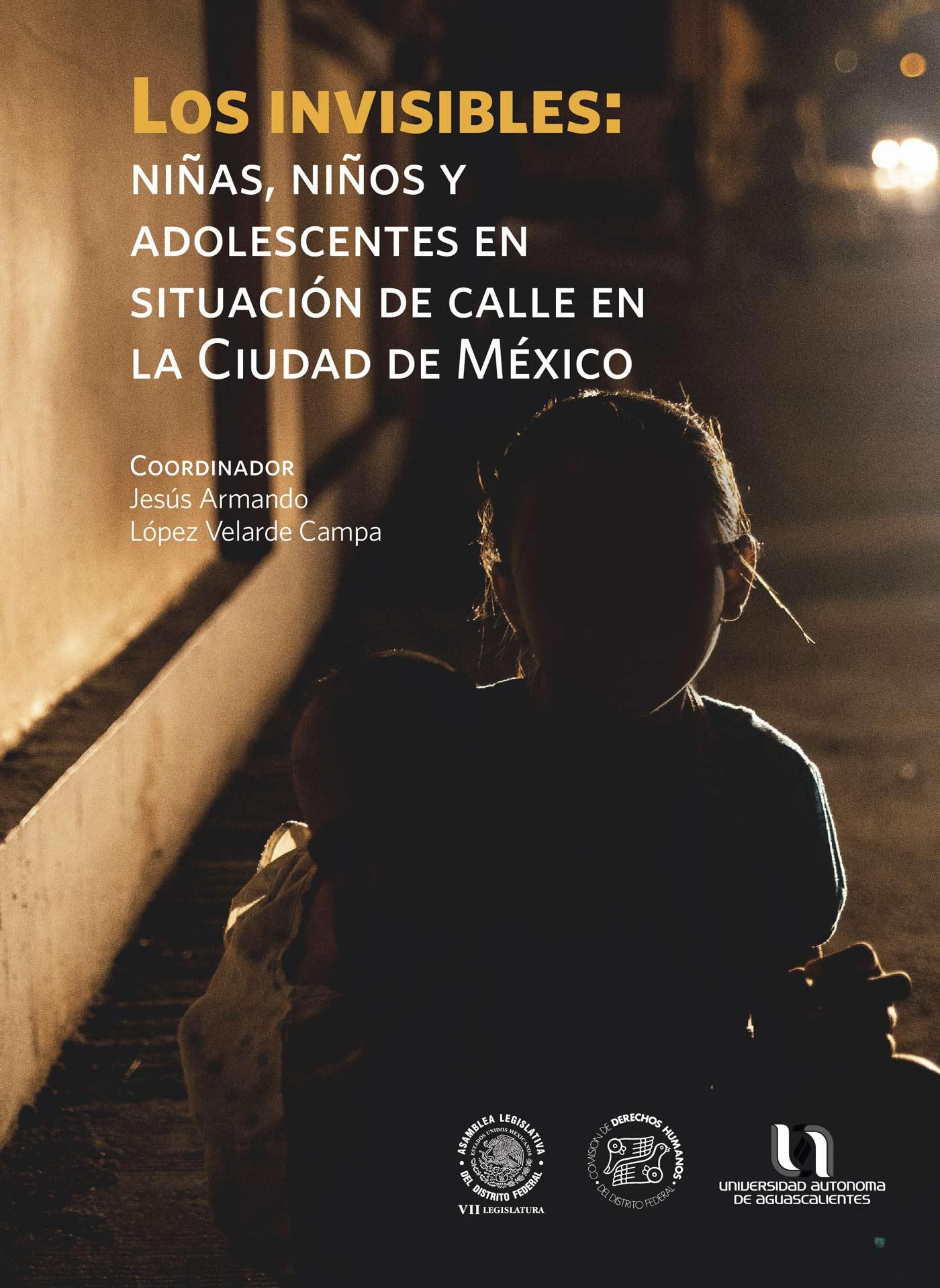 Los invisibles: Niñas, niños y adolescentes en situación de calle en la Ciudad de México