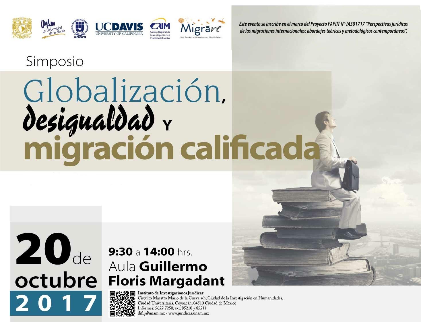 Simposio sobre Globalización, desigualdad y migración calificada