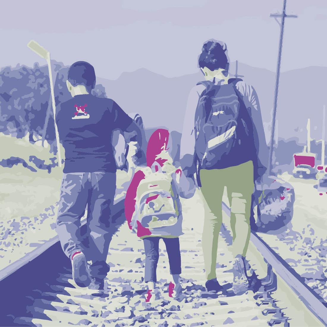 Infancia y migración: Retos y prospectivas en materia de Derechos Humanos