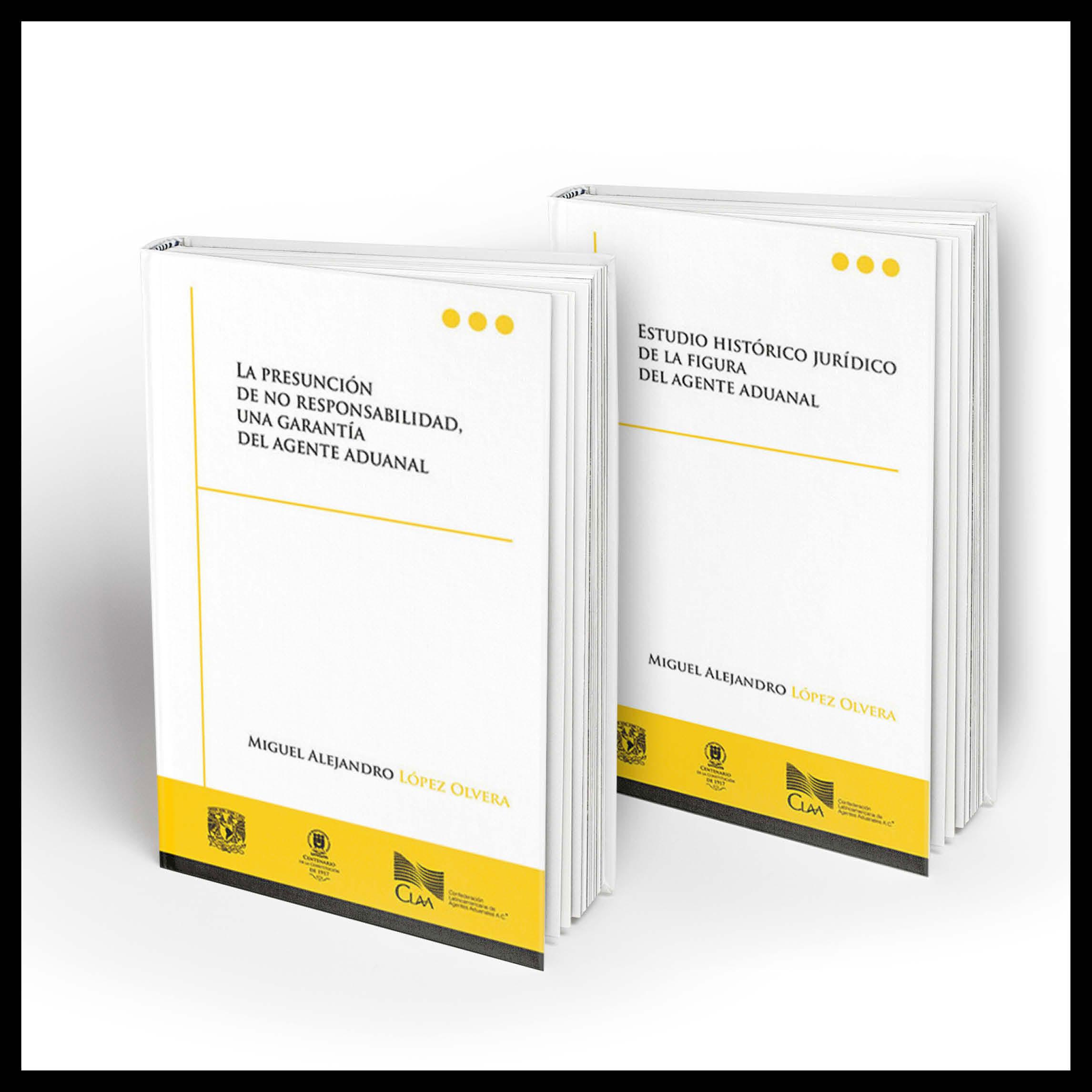 Libros  Confederación Latinoamericana de Agentes Aduanales - UNAM