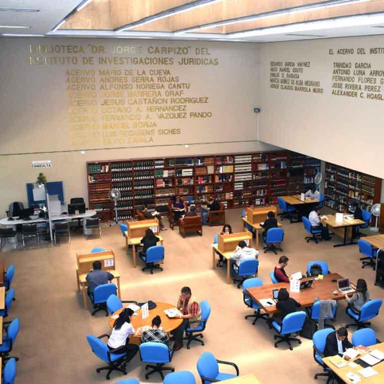 """Segundo encuentro nacional de bibliotecas jurídicas: """"El impacto de las bibliotecas en el desarrollo nacional"""""""