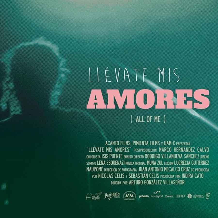 """Presentación del documental: """"Llévate mis amores"""""""
