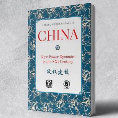 "Presentación de libro ""China. New power dynamics in the XXI century"" en homenaje al Dr. Héctor Fix-Fierro."