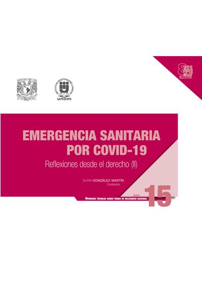Emergencia sanitaria por COVID-19: reflexiones desde el derecho (II)