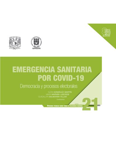 Emergencia sanitaria por COVID-19: Democracia y procesos electorales