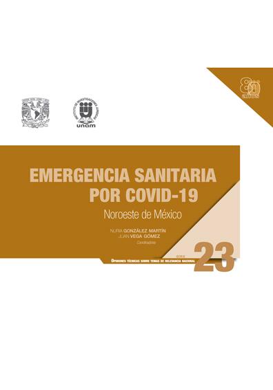 Emergencia sanitaria por COVID-19: Noroeste de México