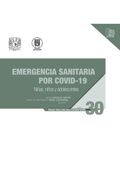 Emergencia sanitaria por COVID-19: Niñas, niños y adolescentes