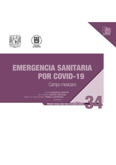 Emergencia sanitaria por COVID-19: Campo mexicano