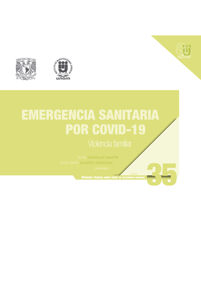 Emergencia sanitaria por COVID-19: Violencia familiar