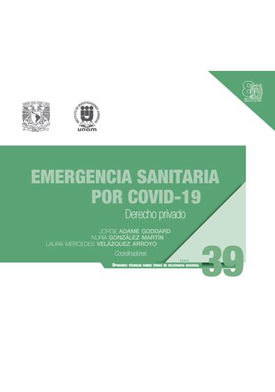 Emergencia sanitaria por COVID-19: Derecho privado