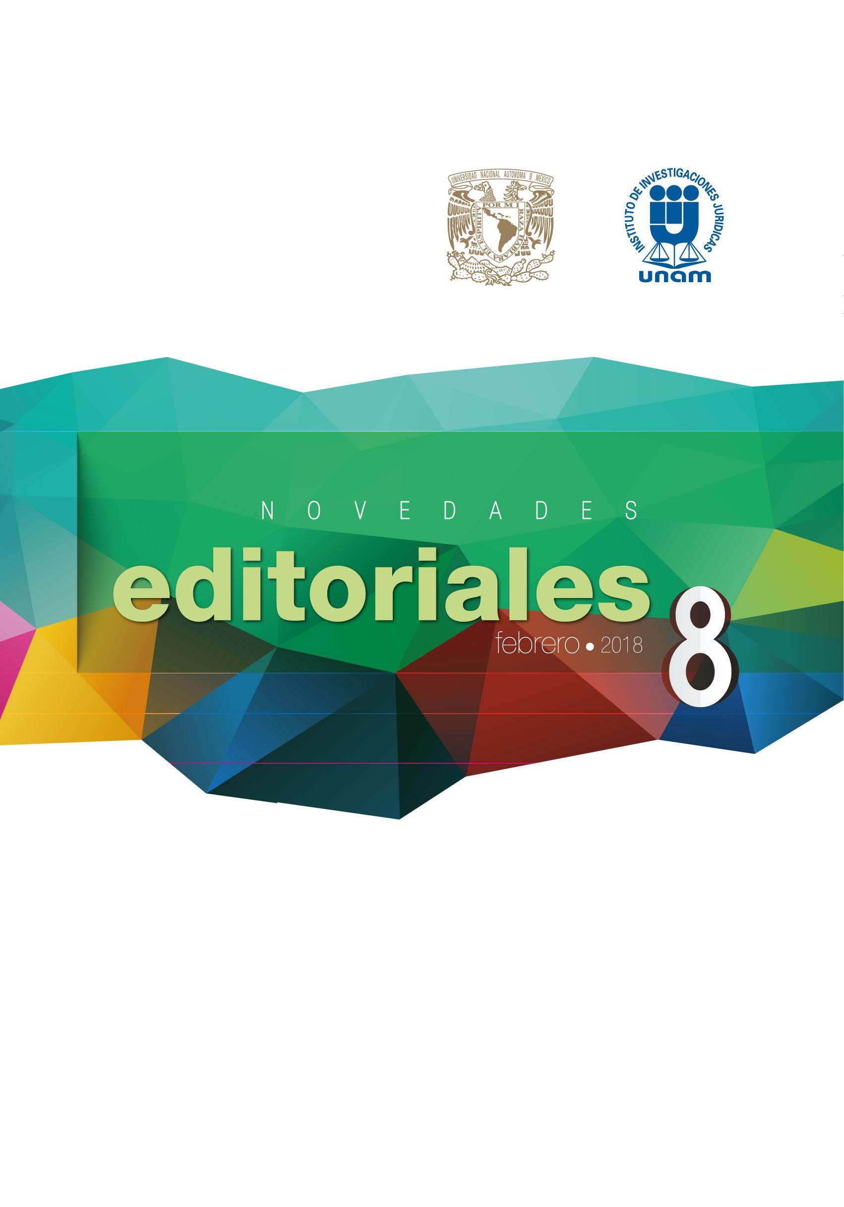 Novedades Editoriales 8