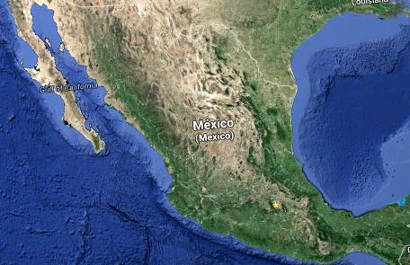 La propiedad de la Nación Mexicana